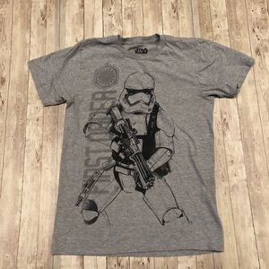 Star Wars Stormtrooper First Order graphic t-shirt